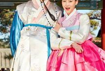 Roupas tradicionais coreanas