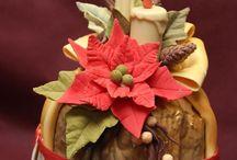 decorazioni/sütemény dekoráció