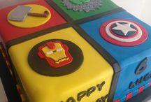 Torta Avenger