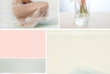Moodboards & colour schemes