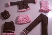 Barbie and doll clothes