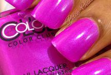 Nails - Color Club