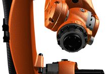 Industrial Robots / Because robots need to work to...