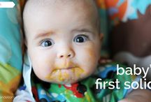 Baby Foods // by Fried Dandelions