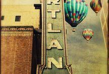 Whimsical Portland Oregon Hot Air Balloon Ride