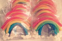Rainbow Birthday / by Jessica Beld