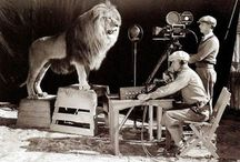 Cool cinema stuff / Cool and rare shots from the movies