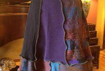 Ze starého nové / přešívané oblečení