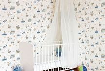 Boys & Girls Wallpapers & Interiors