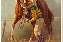 horse race / ...