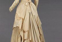 (victorian) dresses