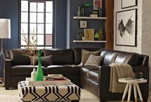 Basement family room / by Lori Wilson Hamann