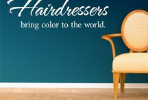 love my job / All things hairdressing!