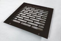 Q4 Customer's Installs / Vent Covers on beautiful floors and walls.