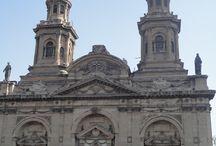 Santiago do Chile, sua linda!