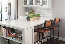 sala cozinha integrada