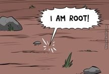 Funny / ROOT