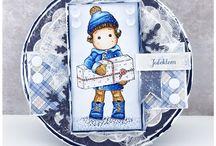 Christmas Cards - Lizland
