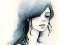 Dibujos y pinturas / Dibujos que me gustaría dibujar