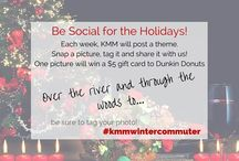 Be Social With KMM this 2014 Holiday Season