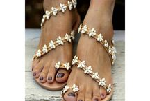 Sizzling Sandals