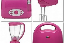 Pink kitchen / by Brizy Torregrosa
