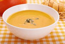Squash Your Hunger / A natural source of vitamin A and C, magnesium, fiber and potassium, squash is a satisfying addition to soups, stews and salads. Squash calories and hunger by incorporating this nutrient-fortified plant into your diet regimen. / by Dr. Mehmet Oz