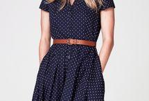 Dots dresses