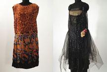 Стиль одежды 19-20 век