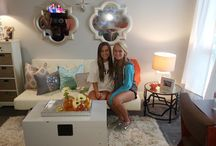 Dorm Room Ideas / by Jan Bryant