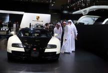 Katar motorshow fuarı başladı
