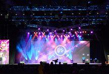ATA Convention Philadelphia Convention Center / EVENTEQ provided audio, lighting, video and LED services for the ATA convention at Philadelphia Convention Center