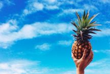 Pineapples / Love pineapples so awesome