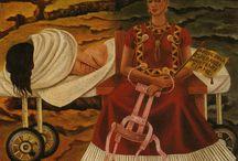 Frida Khalo / by Patricia Camusso