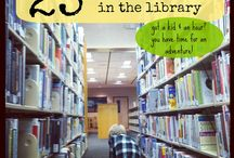 Library Visit ideas