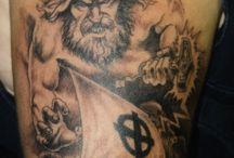 Jesper tattoo