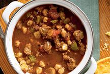Soups, Stews, and Chilis / by Natanya Anderson