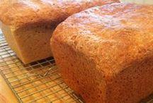 Bread / by gayle dawson