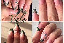 Nails / nail, nail gel, nail art