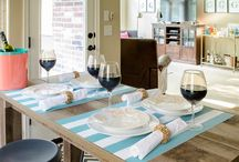 #SauderEntertain / With hundreds of options to up your style without thinning your wallet, it doesn't matter if it's a game night, dinner party or anything in between - you'll be guest-ready for a great night.  That's how Sauder makes entertaining, well, entertaining.