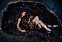 Bellmur Campaña Verano 16 / ::Colección #Verano16::  Una colección inspirada en los tonos y propiedades de las piedras más increíbles, que combina texturas y bordados únicos. / by Bellmur