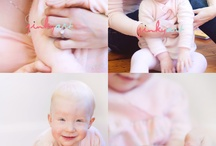 6 month pictures  / by Shawna Bryan