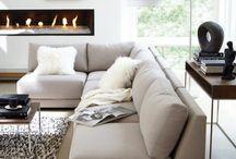 Living room - olohuone