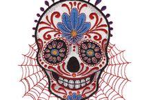 vyíšvání -  embroidery