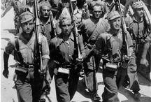 Guerra civil española.