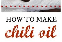 How to make chili oil