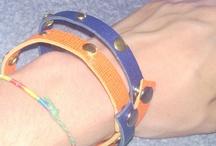 DIY bracelets / by The Mora Smoothie