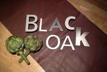 Black Oak / Tina Harboe