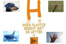 Letter 'h' / Letter 'h'