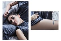 "t.deepartment by TAMARA TOTH S/S16 ""TWINS"" campaign / Photo: Liziczai Reka Photography Mua: Rozita Tóth Hair: Krisztián Hevesi Models: Csenge&Virág"